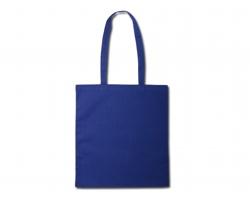 Nákupní taška ALENA I s dlouhými držadly - modrá