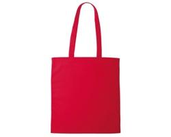 Nákupní taška ALENA I s dlouhými držadly - červená