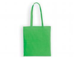 Nákupní taška ALENA I s dlouhými držadly - světle zelená