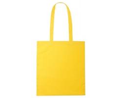 Nákupní taška ALENA I s dlouhými držadly - žlutá