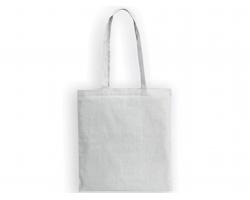 Nákupní taška ALENA I s dlouhými držadly - bílá