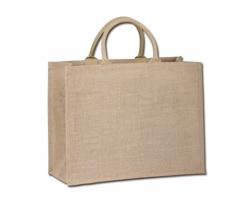 Jutová taška SHANTI - přírodní