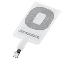 Přijímač pro bezdrátové nabíjení RECEPTOR II pro iPhone - bílá