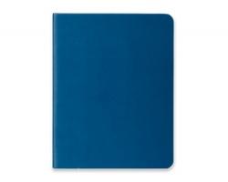 Linkovaný poznámkový zápisník BRISA, A6 - modrá