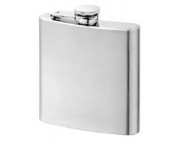 Nerezová butylka MUSE, 180ml - stříbrná