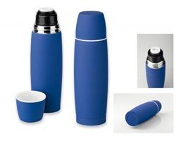 Nerezová termoska ZION, 500 ml - modrá