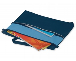 Taška na dokumenty AIRA - světle modrá