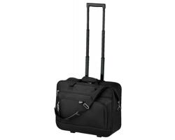 Kufr na kolečkách Santini SEAL - černá
