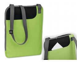 Taška na dokumenty TAVIA - světle zelená