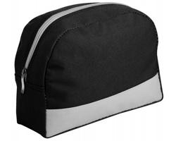 Cestovní polyesterová kosmetická taška ROSETA - černá