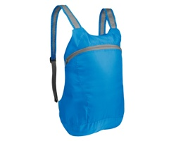 Sportovní skládací batoh JUF - nebesky modrá
