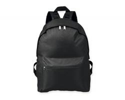 Polyesterový městský batoh ELODIE - černá