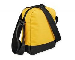 Polyesterová taška přes rameno EDDY - žlutá