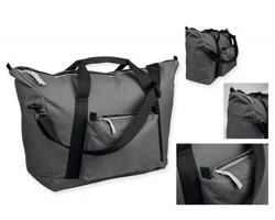 Polyesterová cestovní taška LOAN - antracit