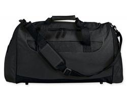 Polyesterová cestovní taška SENNET - černá