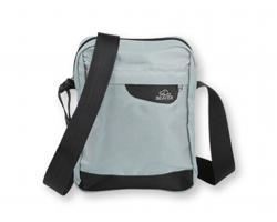 Značková taška přes rameno Beaver ALESSA - světle šedá
