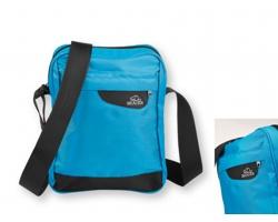 Značková taška přes rameno Beaver ALESSA - světle modrá