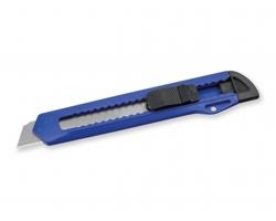Plastový odlamovací nůž RIPPER - modrá