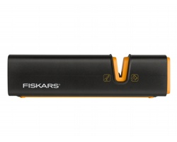 Brousek nožů a seker Fiskars BROUSEK, 16cm - černá