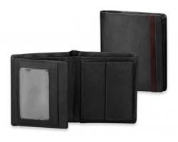Pánská peněženka Santini GRIMALDO - černá