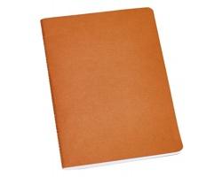 Poznámkový blok LIVIE, formát A5 - oranžová