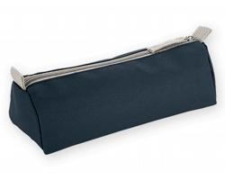 Polyesterové pouzdro na tužky CASETO - modrá
