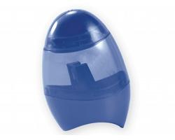 Plastové ořezávátko s gumou CORBY - modrá