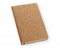 Korkový poznámkový zápisník NOTECO II - přírodní