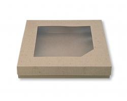 Dárková krabička na ručník a osušku GB TOWEL III - přírodní