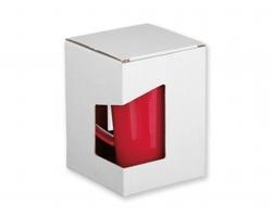 Papírová dárková krabička GB WALT II - bílá