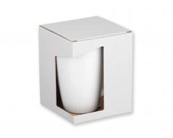 Papírová dárková krabička GB FRANZ - bílá