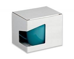 Papírová dárková krabička GB DURAN II - bílá