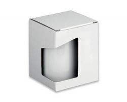 Papírová dárková krabička GB ENKO - bílá
