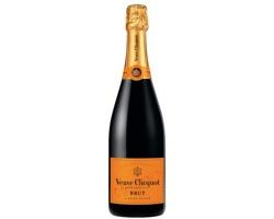 Šampaňské suché VEUVE CLICQUOT BRUT, 750 ml - oranžová
