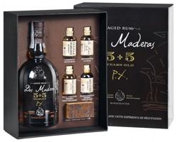 Degustační sada DOS MADERAS TASTING s desetiletým karibským rumem, 0,7 l