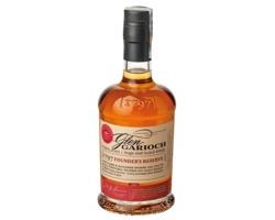 Skotská whisky Single Malt 48% GLEN GARIOCH s aroma čerstvého vřesu, 0,7 l