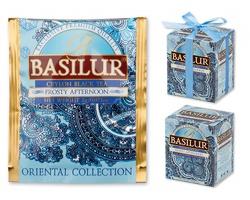 Vánoční balení černých čajů Basilur LITTLE ORIENT, 10 sáčků