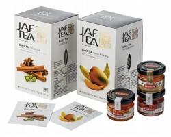 Dárková sada čajů a medů SWEETEA II