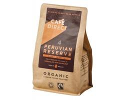 Zrnková káva Arabika fairtrade PERU COFFEE z Peru - přírodní