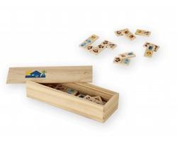 Dřevěné domino DOMINATE