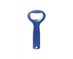 Hliníkový otvírák na lahve BENTO - modrá