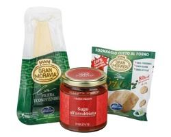 Dárková sada italských potravin SCARSO
