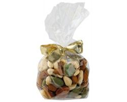 Dárkový pytlík s mixem ořechů 150g WELLY