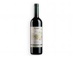 Španělské červené BIO víno odrůdy Monastrell OLD HANDS ROBLE BIO, 750 ml