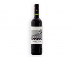 Španělské červené víno IGLESIA VIEJA CRIANZA, 750 ml