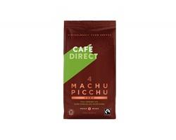 BIO fairtrade zrnková káva z Peru MACHU PICCHU BEANS