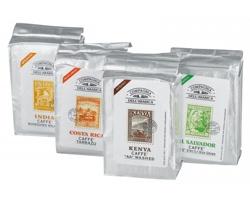 Dárková kazeta pražených mletých káv COFFEE WORLD