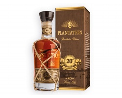 Barbadoský rum PLANTATION v dárkovém boxu, 700ml