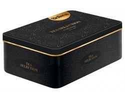 Dárková sada ovocných čajů TEA SELECTION v plechové krabičce, 60 sáčků