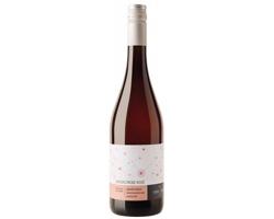 Jemně perlivé víno Hruška FRIZZANTE ZWEIGELTREBE ROSE, polosuché